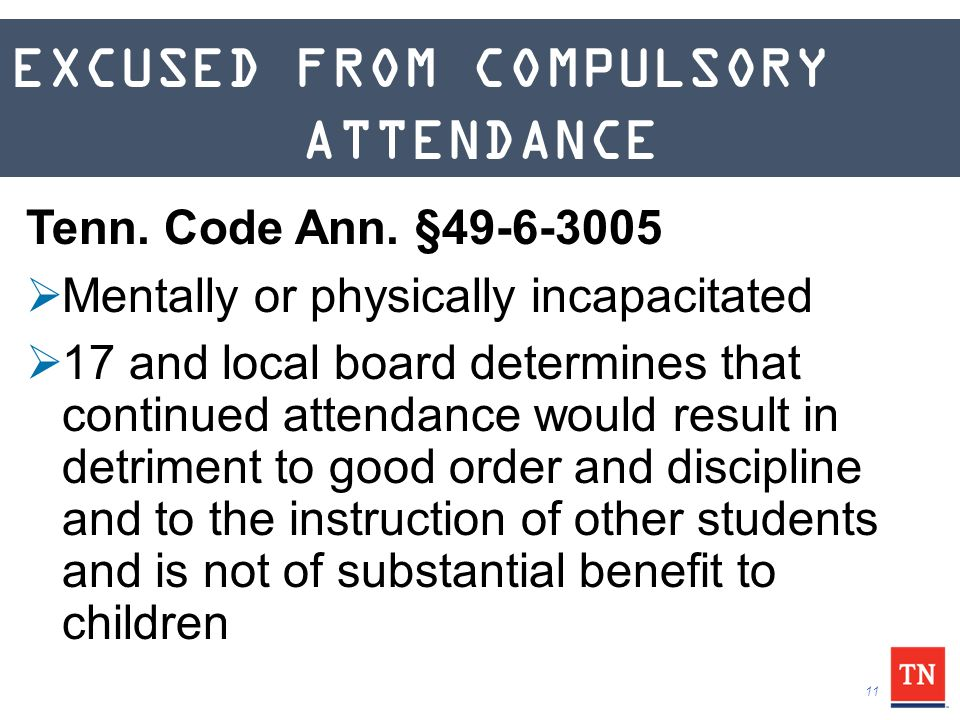 benefits of compulsory attendance Why attendance matters  how students can benefit from randomly assigned college roommates  6 surprisingly easy ways to raise a generous child  6 surprisingly .