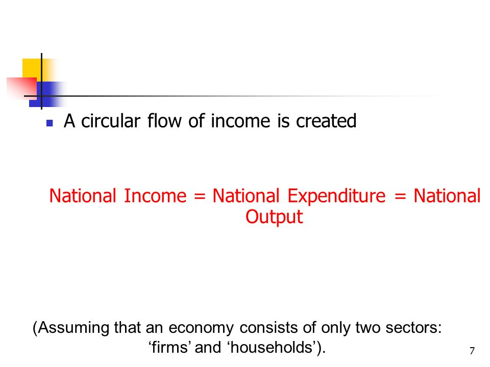 national income output and expenditure pdf