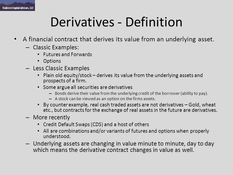 derivatives forwards (e) the strike price on the put option must be at or below the forward price 2 you  are given  (b) derivatives are used to reduce the likelihood of bankruptcy.