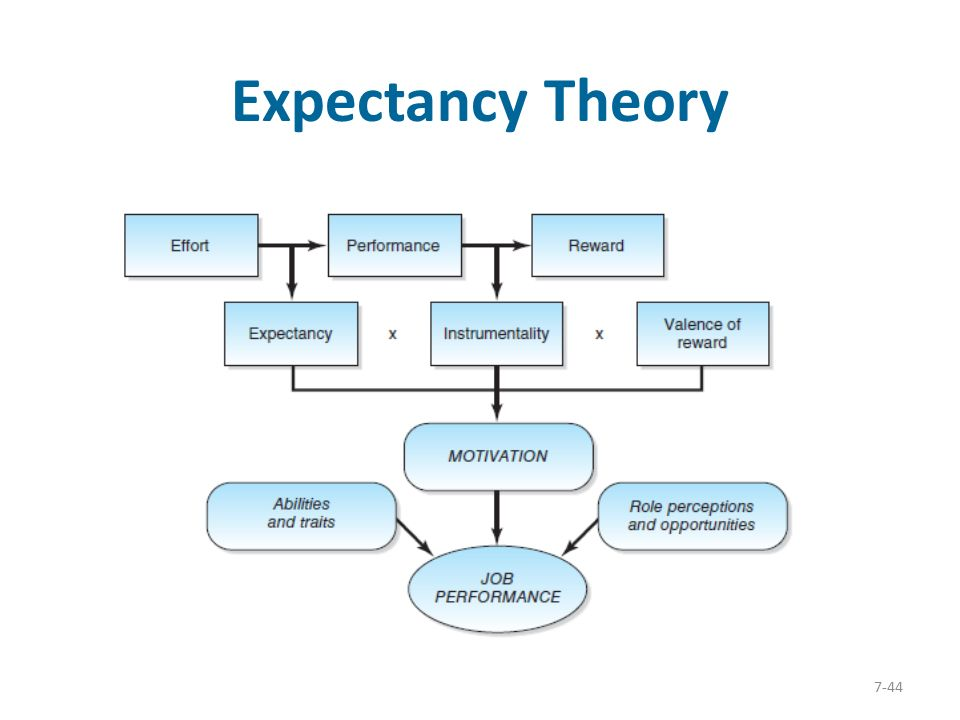 expectancy value theory sports psychology iresearchnet