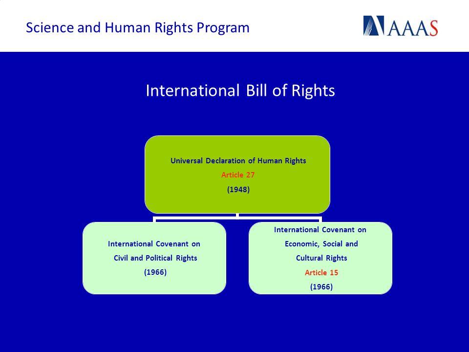 International Bill of Rights