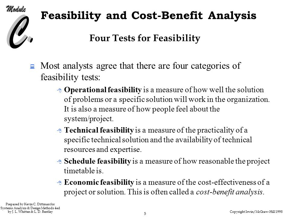 operational feasibility of computerized library system A sample hotel management system project in order to meet the hotel needs and maintain its competence in the business world in the future 2343 schedule feasibility the system development process will meet parallel method is whereby the computerized system will run concurrently.
