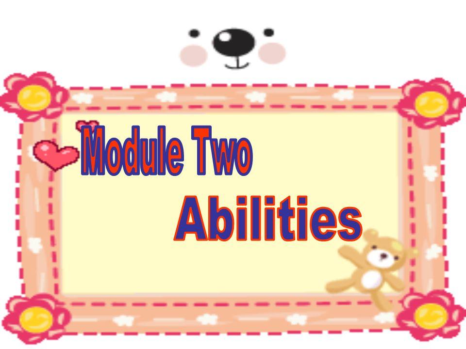 Module Two Abilities