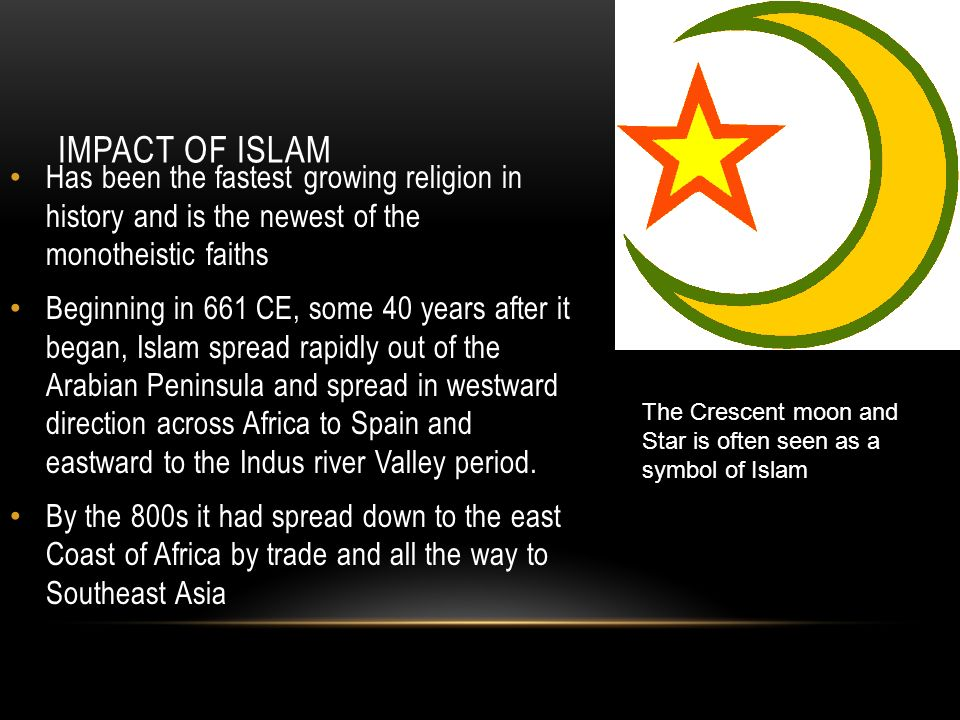 a history of islam a monotheistic religion in east africa Judaism is the oldest surviving monotheistic religion,  places of all three monotheistic religions islam a brief history  africa and europe, and east.