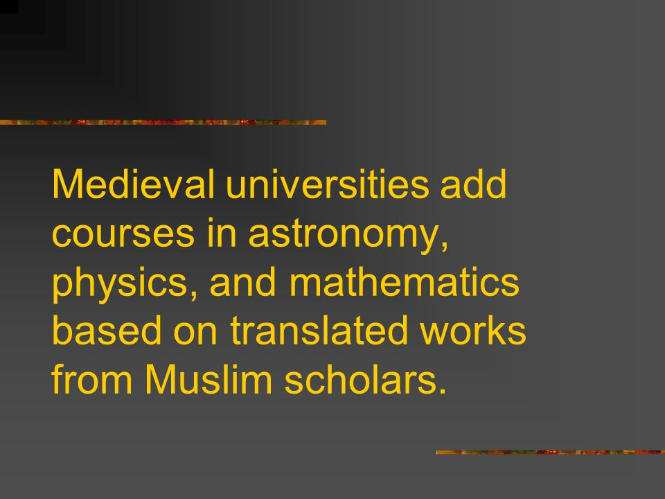 islam mathematics and astronomy - photo #40