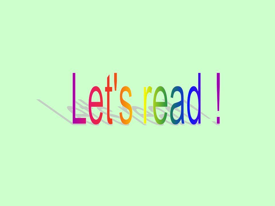 Let s read!