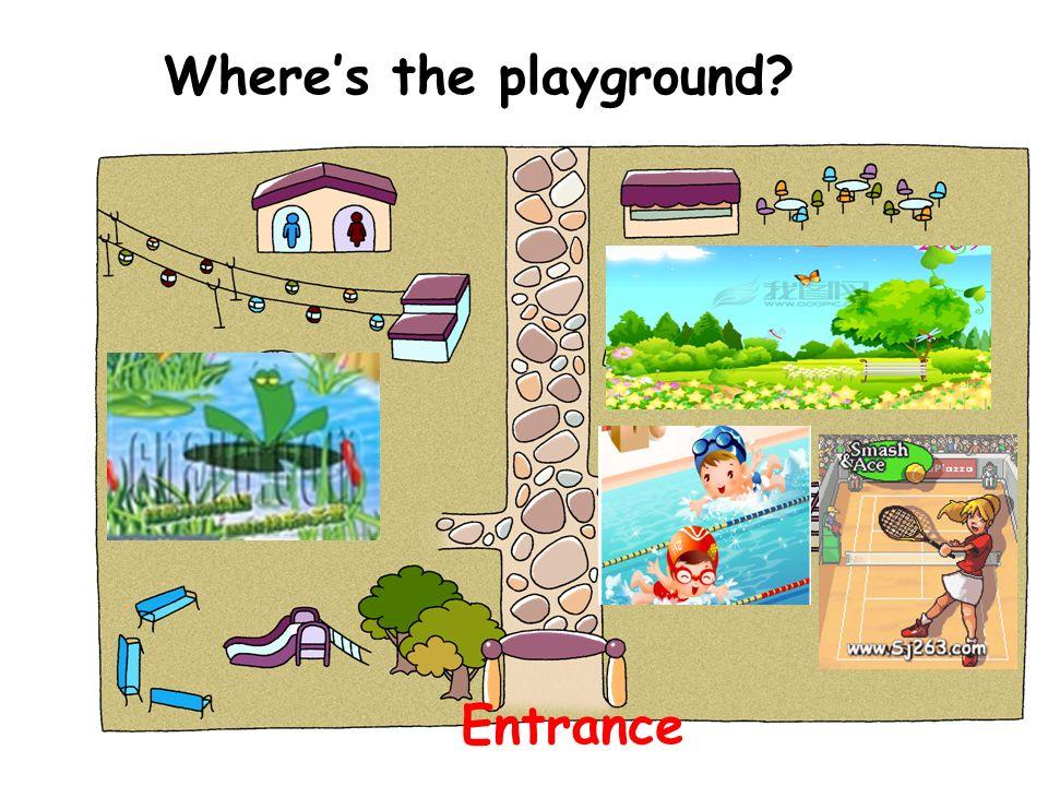 Where's the playground