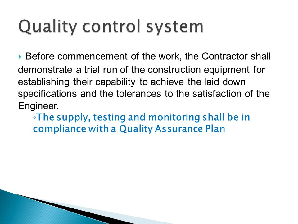 the construction quality assessment system construction essay Each section contains assessments, practice exercises and review activities that   accuracy, quality, and relevance of students' explanations and examples   the way in which students construct their responses to essay questions differs in.