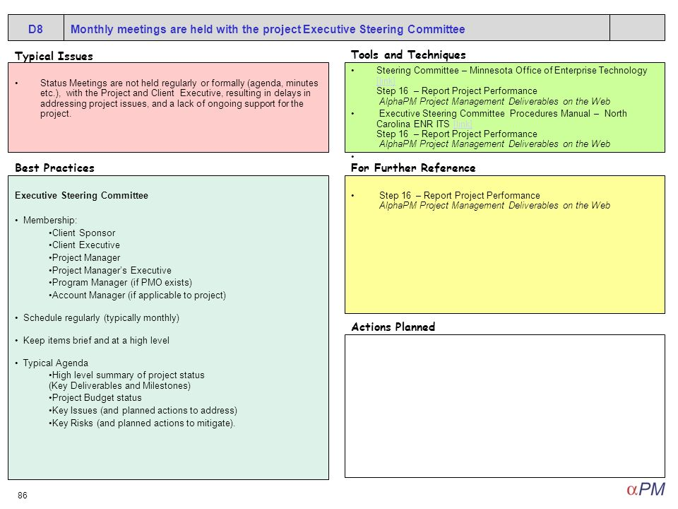 Steering committee status report template 28 images for Prince2 terms of reference template