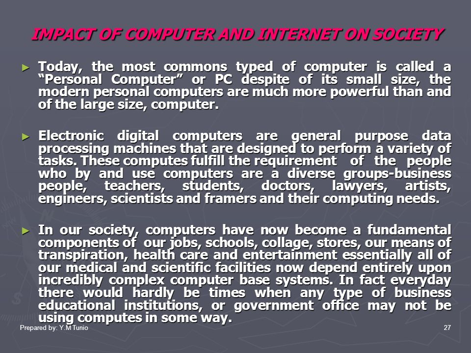 impact of the internet on society The internet society (isoc) is an american non-profit organization founded in 1992 to provide leadership in internet-related standards, education, access, and policy.