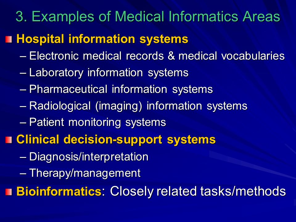 Medical Informatics Basics Ppt Video Online Download