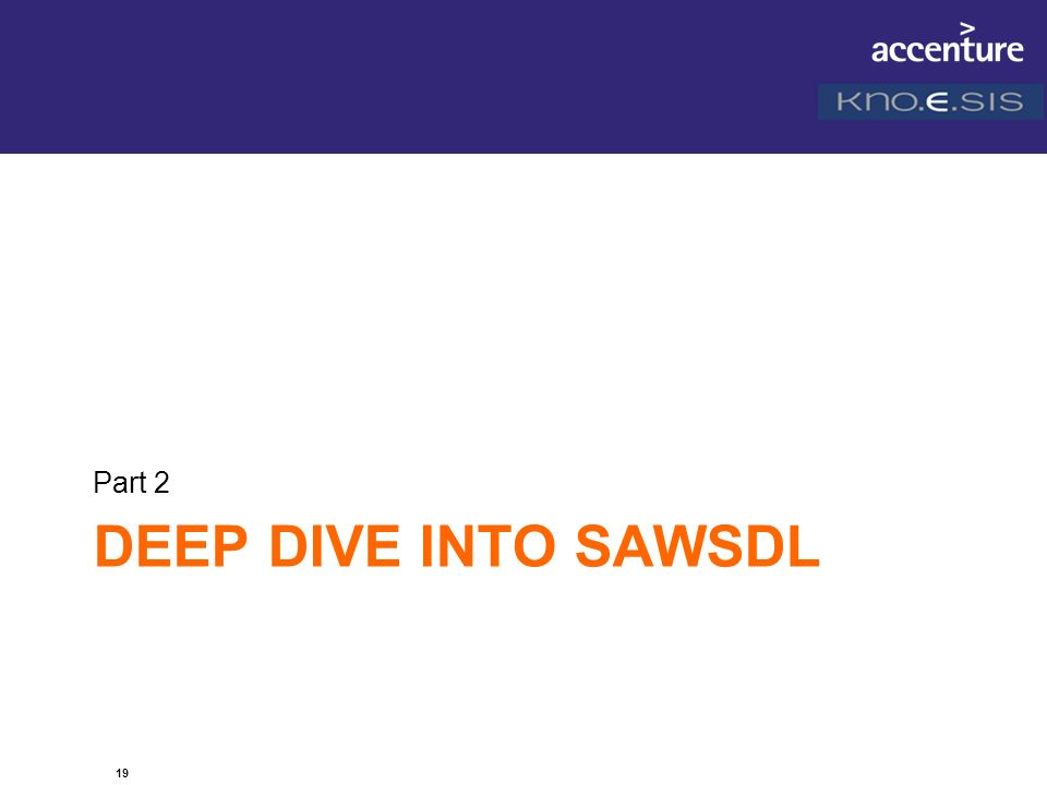 Part 2 Deep Dive into SAWSDL