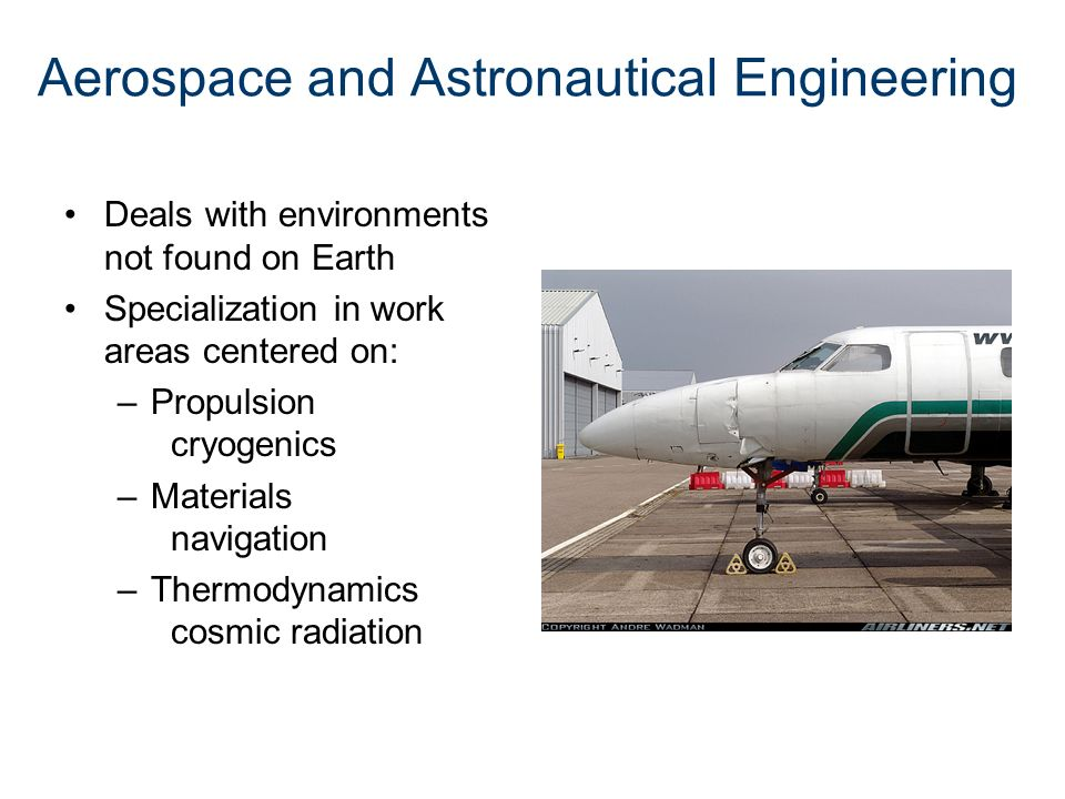 Aerospace and Astronautical Engineering
