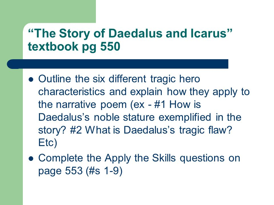 comparing and contrasting tragic heroes oedipus and prufrock essay Oedipus the king a hero whose destruction is brought upon by a fault in his or her own character is known as a tragic hero this fault, that causes the characters downfall is know as the characterð²ð'™s tragic flaw.