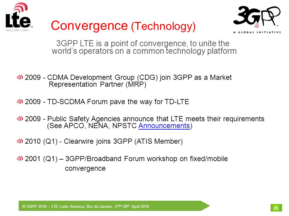 Convergence (Technology)