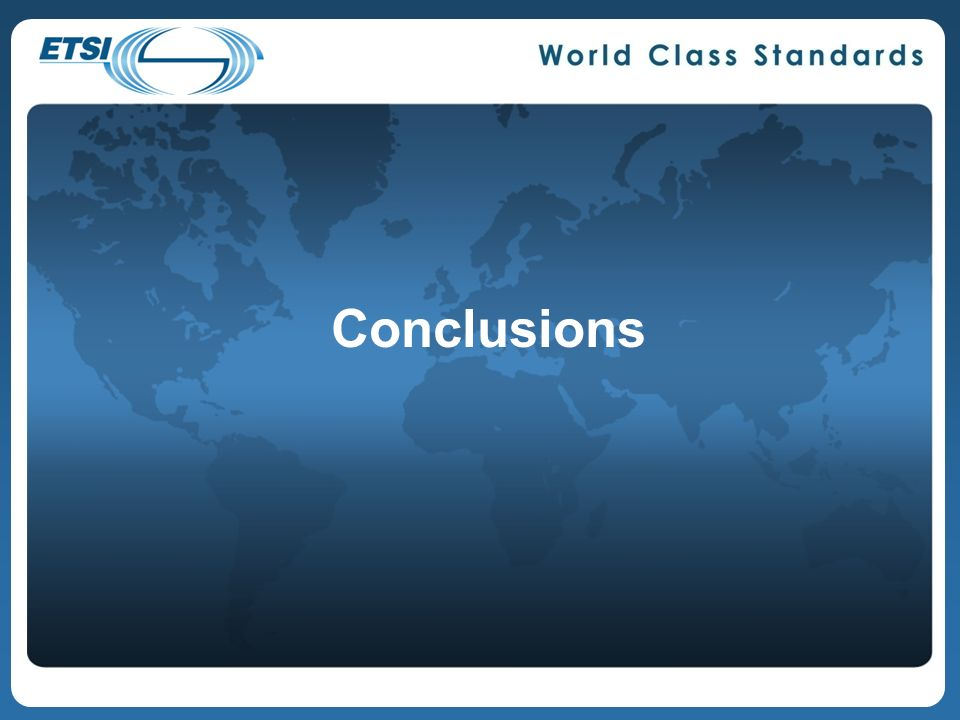 Conclusions 26