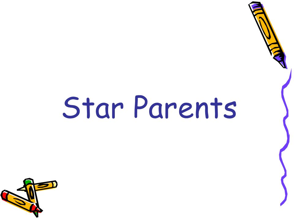 Star Parents