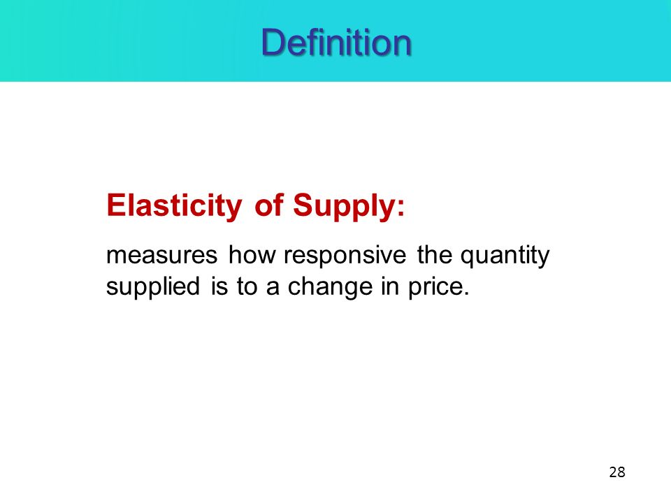 elasticity of demand computer We begin this chapter by examining markets in which prices adjust quickly to  changes in demand or supply: the market for personal computers, the markets for .