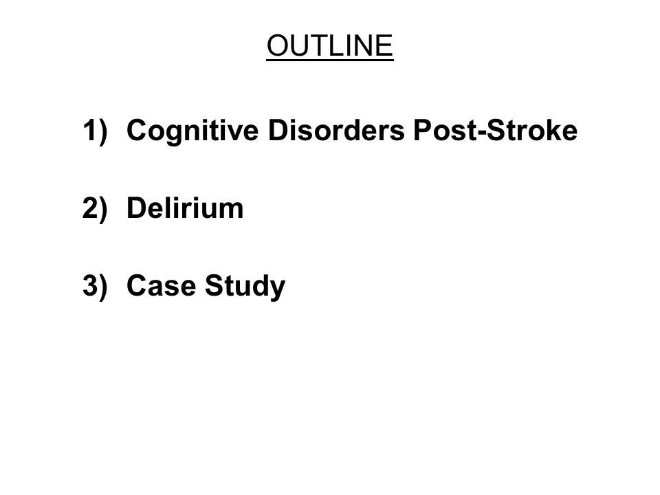 impact of stroke case study Stress linked to stroke type a personality traits boost stroke risk in study by salynn boyles  but the study is among the first to suggest a direct impact on stroke.