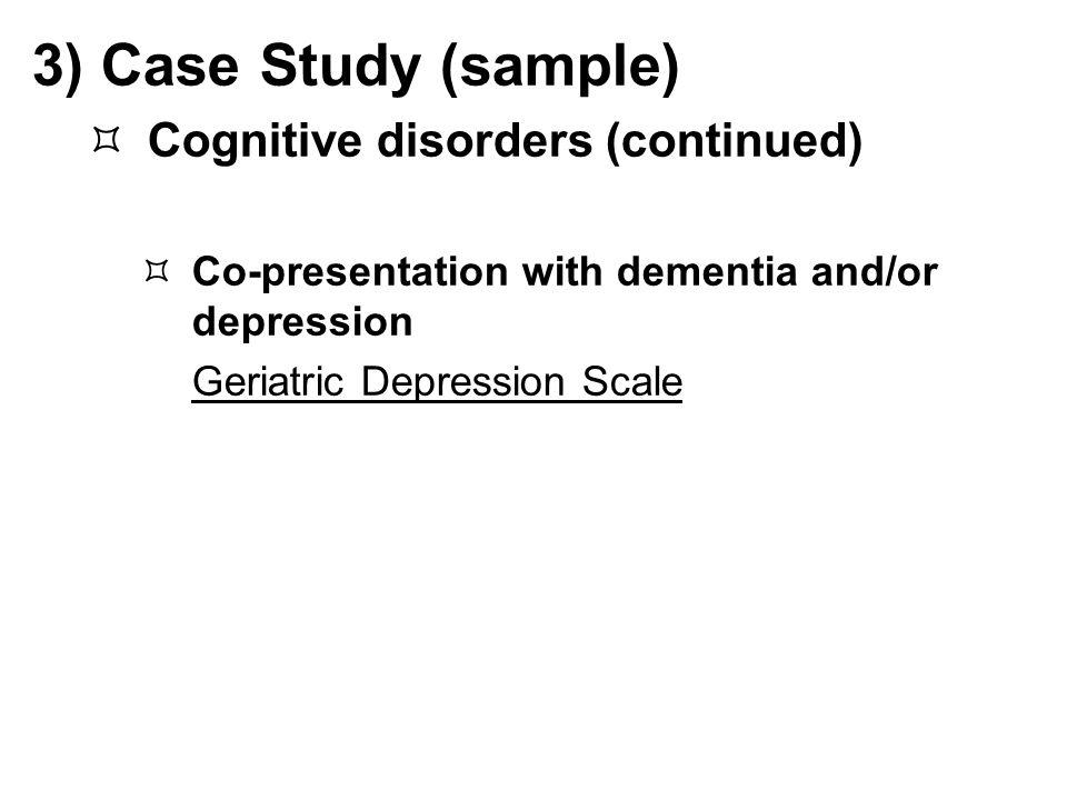 term paper disease outline