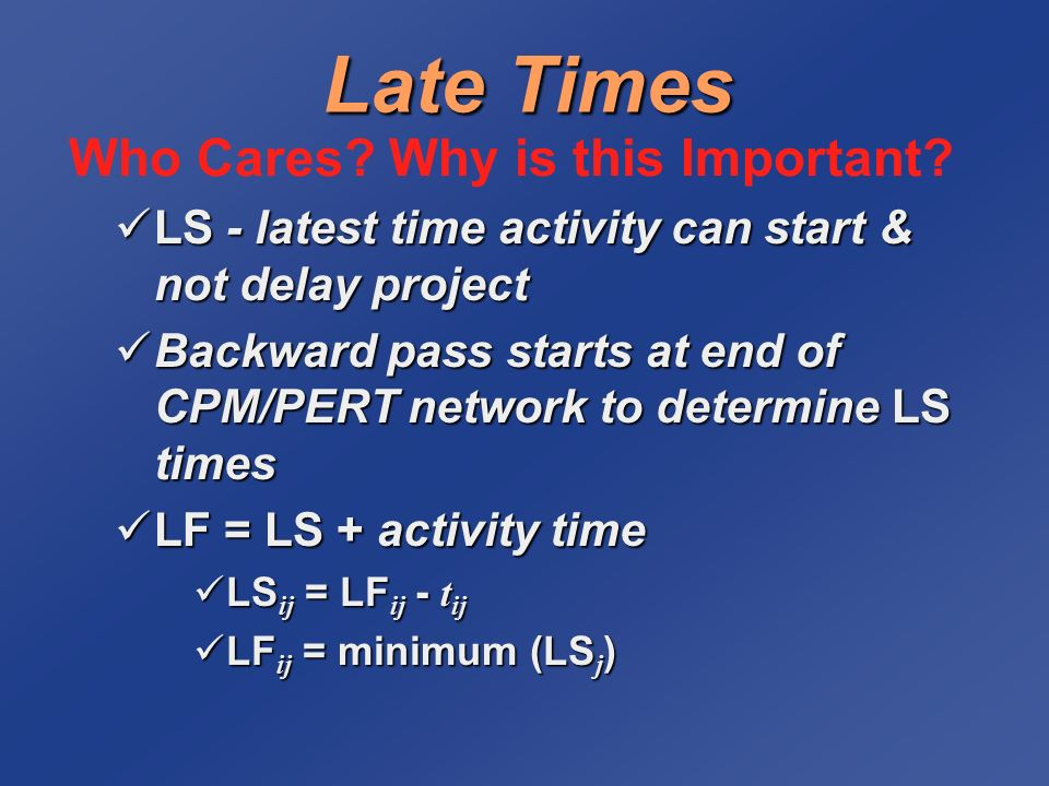 importance of not being late You're also causing yourself undue stress by being late, so just arrive on time and you'll easily reduce your stress levels  the importance of punctuality.
