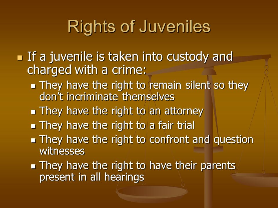 juvenile rights project Begun two decades ago as a pilot project to reduce reliance on local confinement of court-involved youth, the jdai change model is now operating in nearly 300 counties nationwide, dramatically reducing detention facility populations detention is a crucial early phase in the juvenile court process.