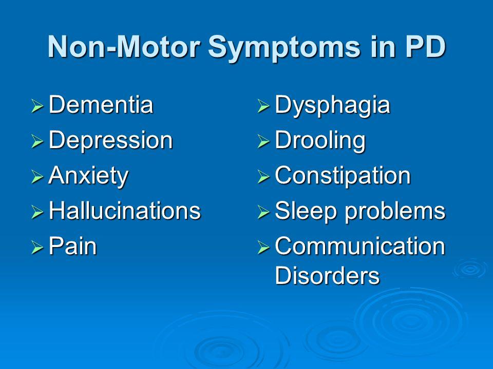 Cognitive Impairment In Parkinson S Disease Ppt Video
