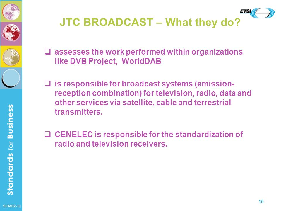 JTC BROADCAST – What they do