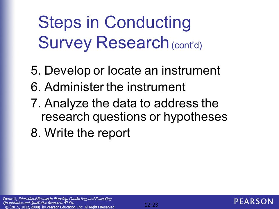 steps in conducting thesis Planning and conducting a dissertation research project  this guide addresses the task of planning and conducting a small  planning and conducting a.