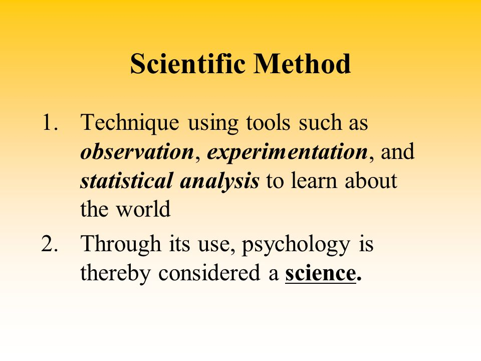 research report that uses experimentation Statistical analysis is fundamental to all experiments that use statistics as a research methodology most experiments in social sciences and many important experiments in natural science and engineering need statistical analysis.