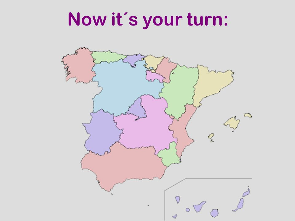 Now it´s your turn: