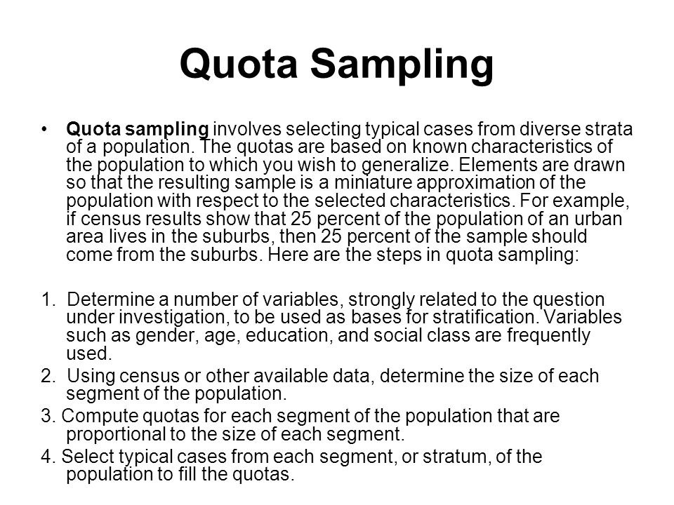 Research Sampling Week 5, Feb ppt video online download
