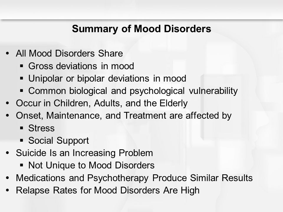 biological emotional cognitive and behavioral components of anxiety mood and somatoform disorders Disorders outline and case analysis  anxiety, and mood disorders,  such as biological, emotional, cognitive, and behavioral components, which.