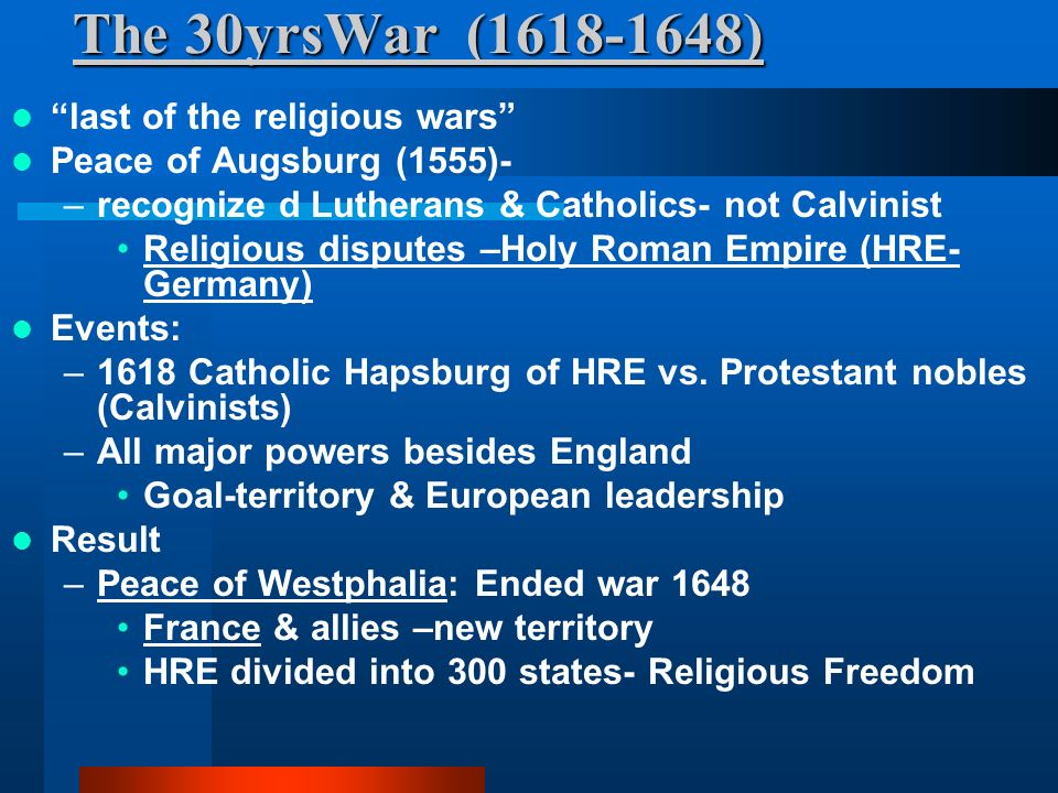 essay religious wars The wars of religion, part i murder of coligny and st bartholomew's day massacre click here for a map of the territorial divisions of france along religious.