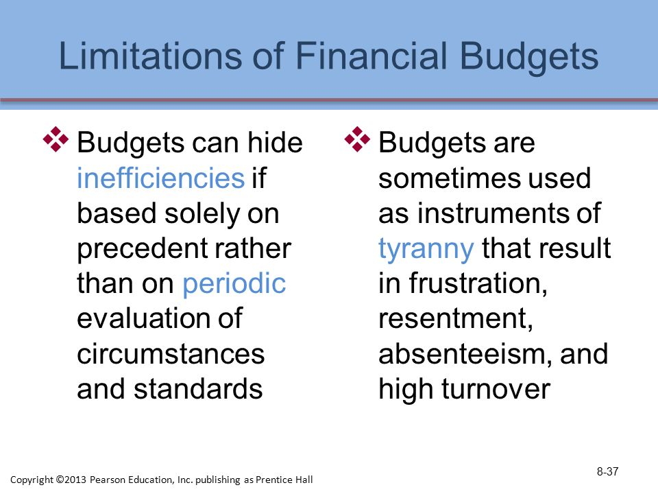 limitations of financial accounting The limitations of financial accounting 1 financial accounting does not provide  detailed cost information for different departments, processes, products, jobs in.