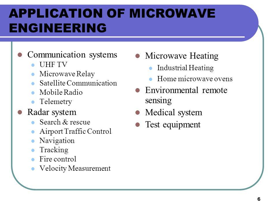 Radar Detector App >> EKT 441 MICROWAVE COMMUNICATIONS - ppt video online download