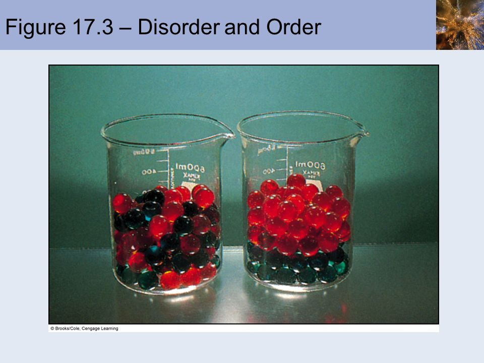 Figure 17.3 – Disorder and Order