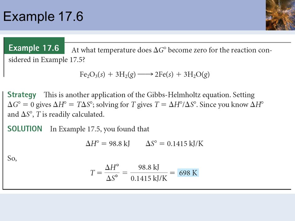Example 17.6