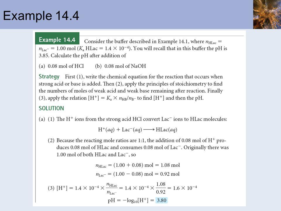 Example 14.4