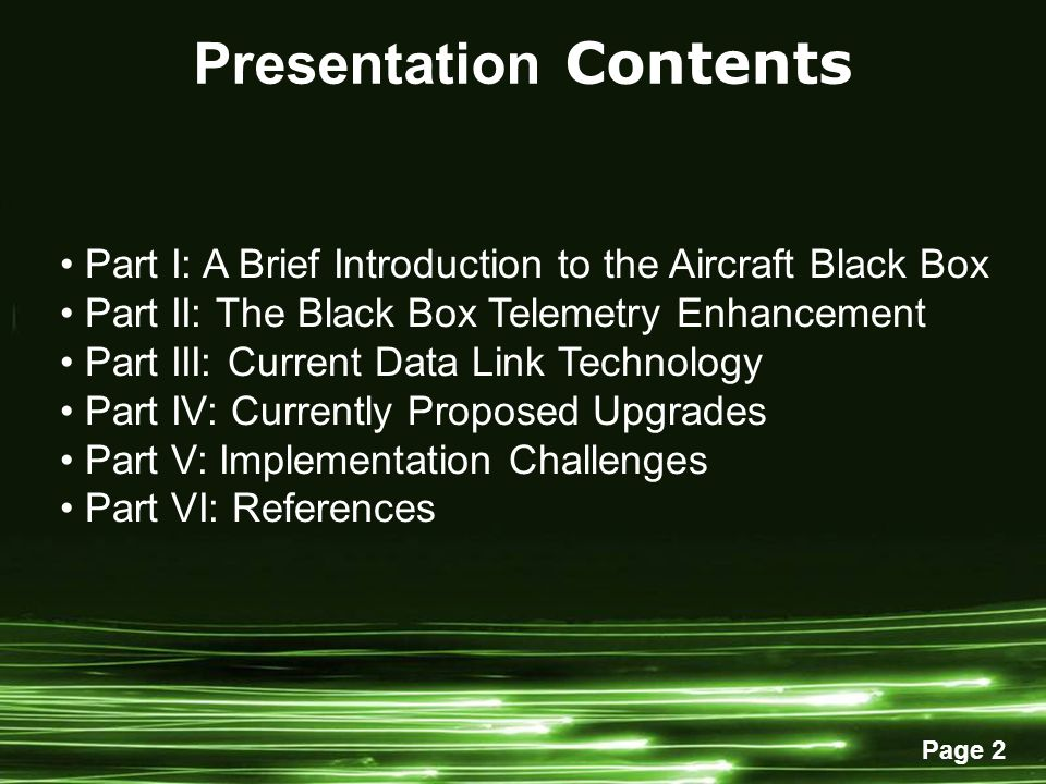 black box in aircraft pdf