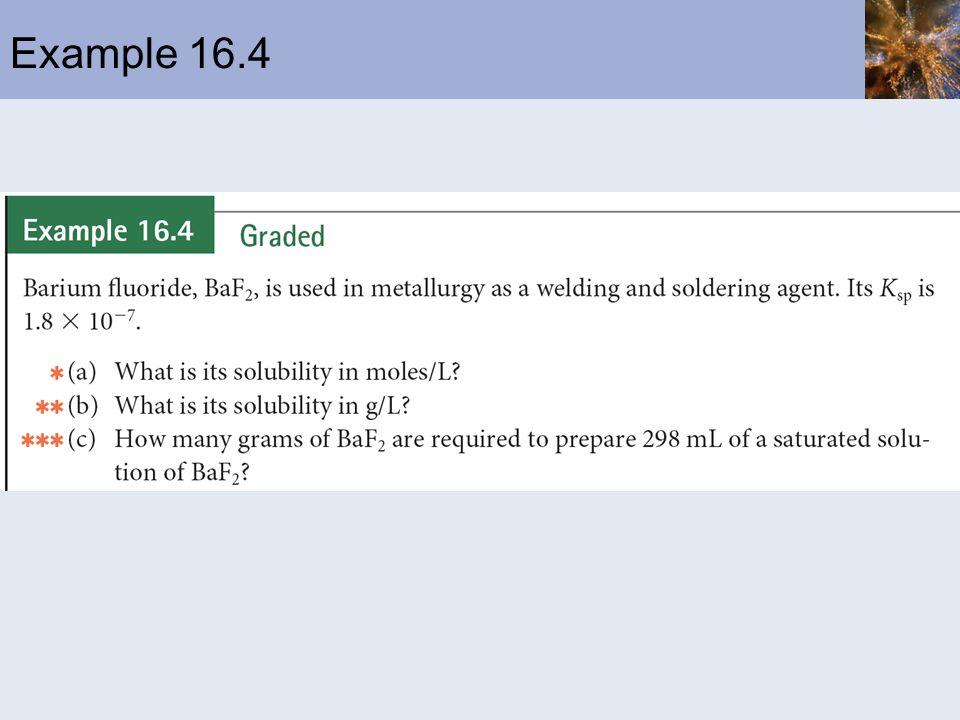 Example 16.4