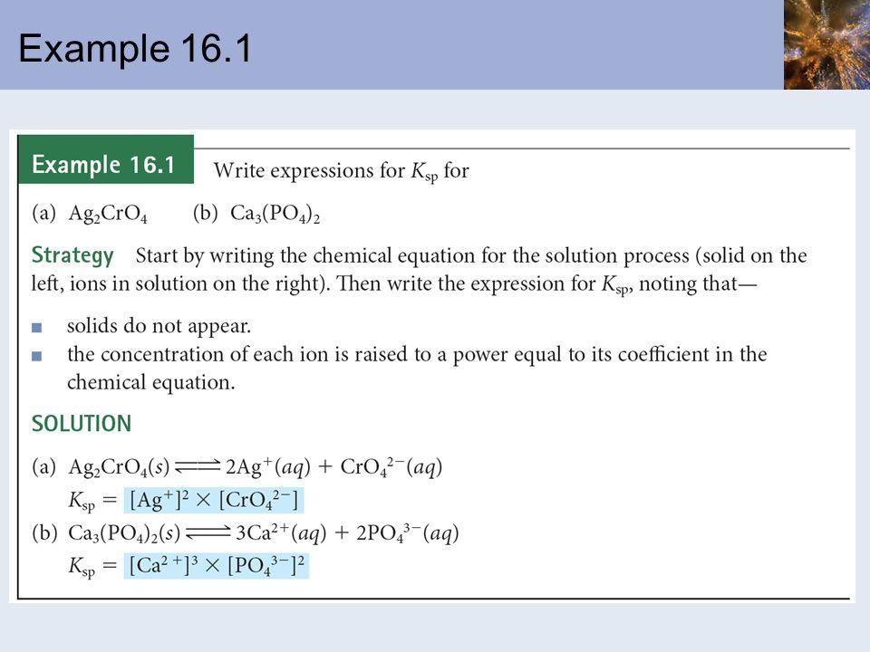 Example 16.1