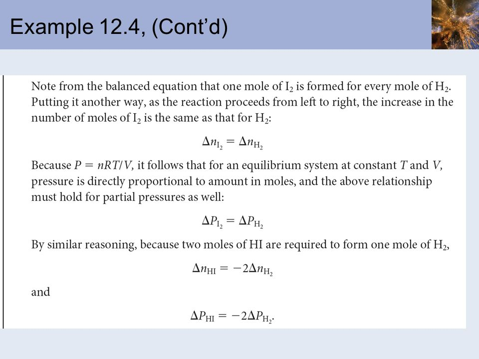 Example 12.4, (Cont'd)