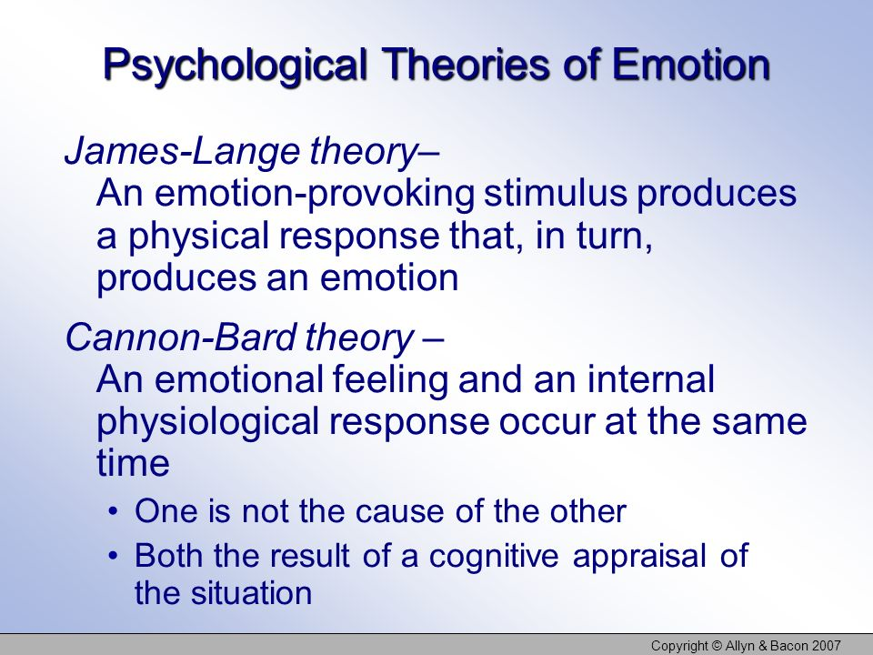Emotion and Motivation - ppt video online download