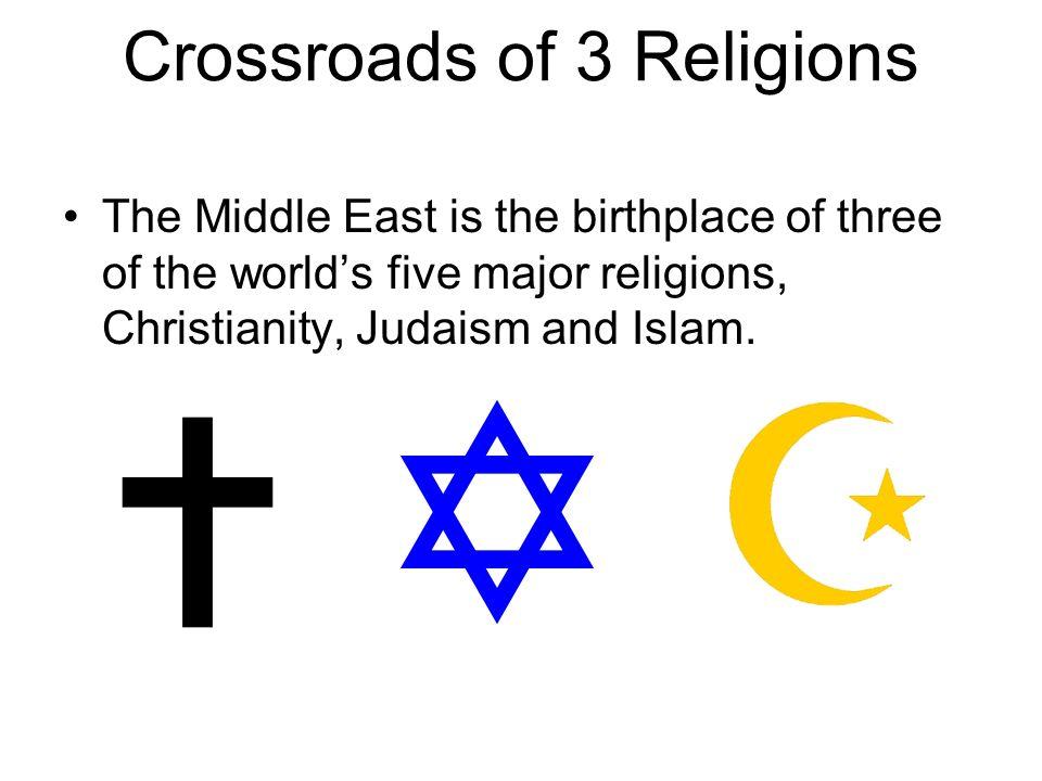 Christianity Judaism Islam Ppt Download - Three major world religions