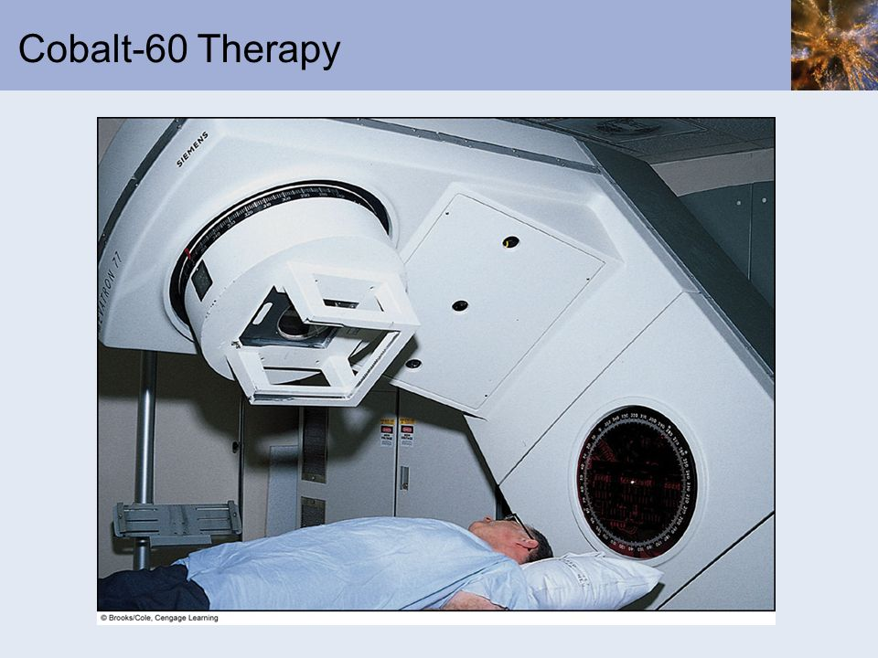 Cobalt-60 Therapy