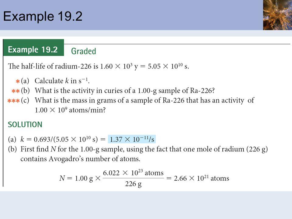 Example 19.2