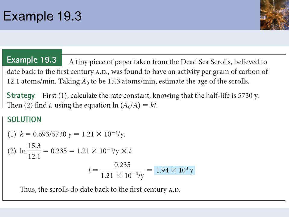Example 19.3