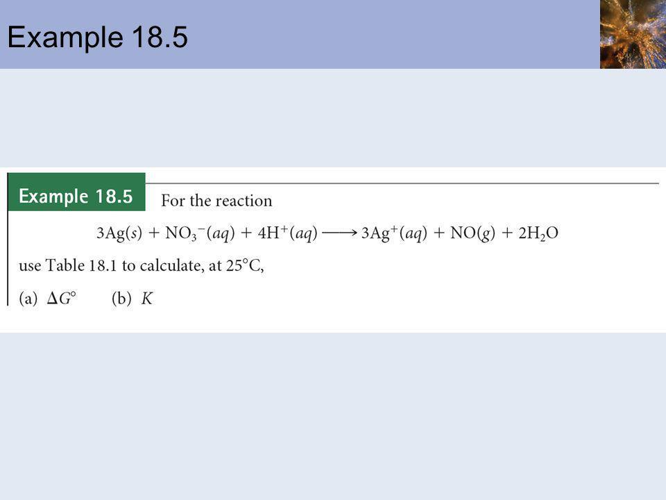 Example 18.5