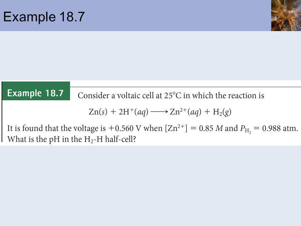 Example 18.7